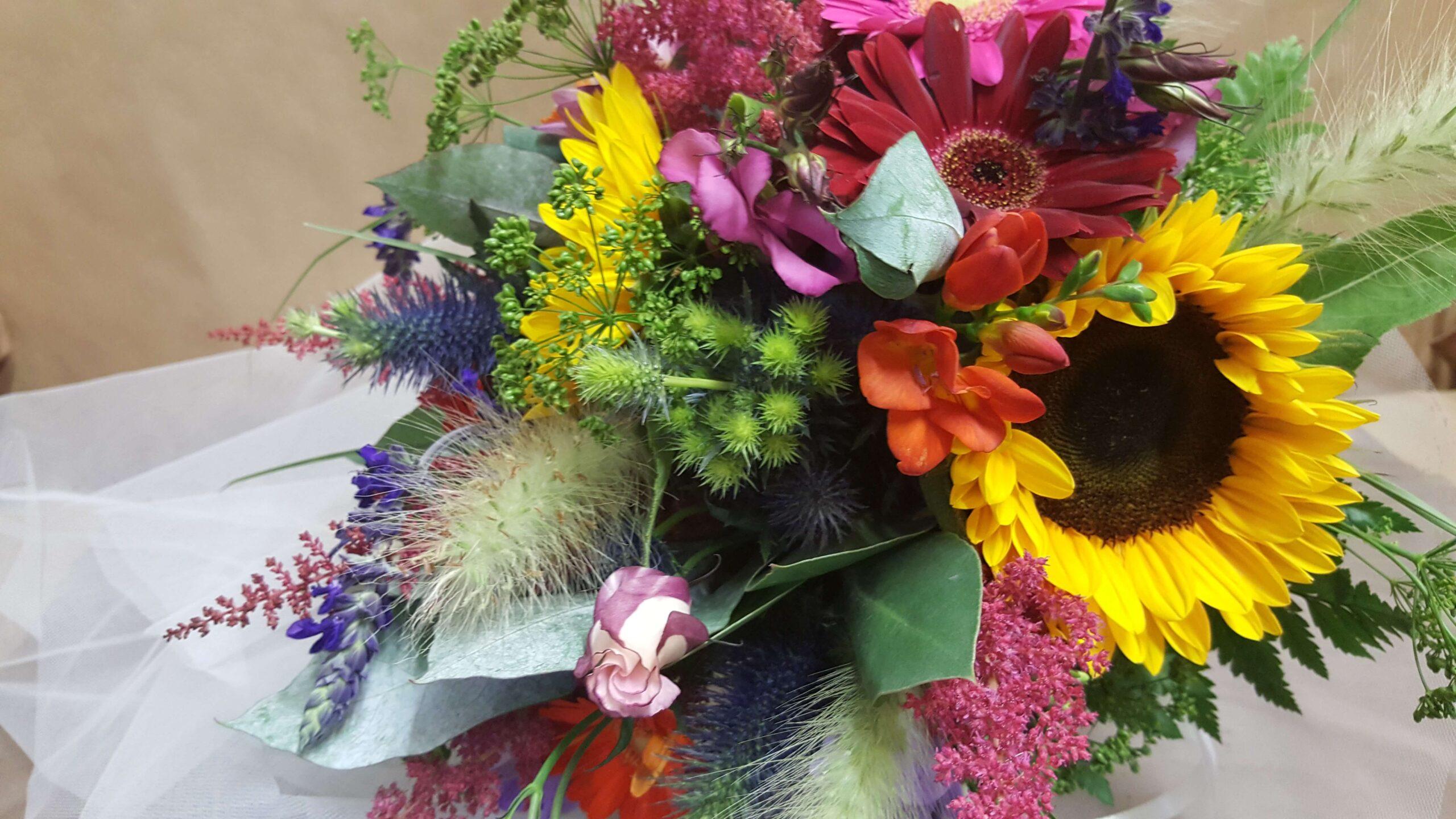 Fleuriste à Gargilesse - Livraison de fleurs à Dampierre (36)